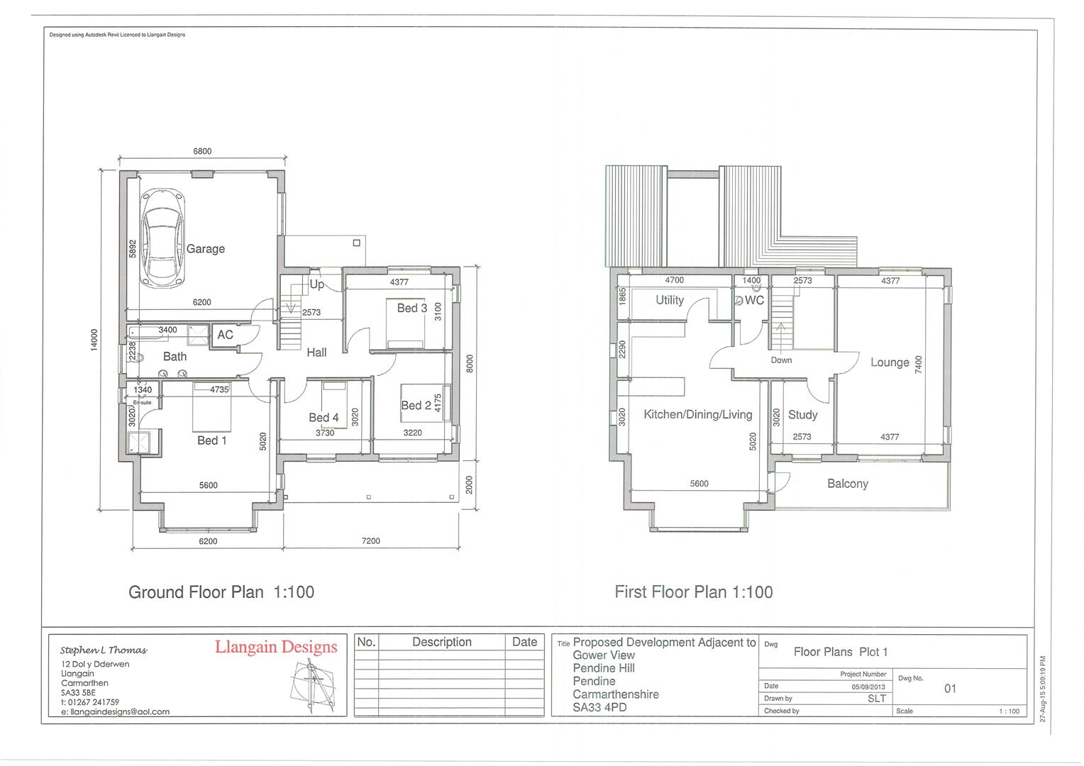 Property For Sale Pendine